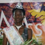 Naize Induta will represent Guinea Bissau at the Miss World 2019 pageant