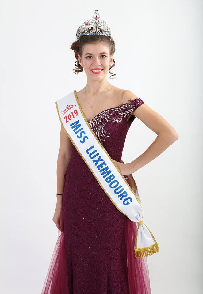 ★★★★★ ROAD TO MISS WORLD 2019 ★★★★★ Luxembourg-M%C3%A9lanie-Heynsbroek