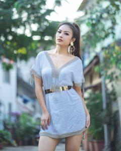 Femina Miss India Mizoram 2019 Nunui Rualhleng