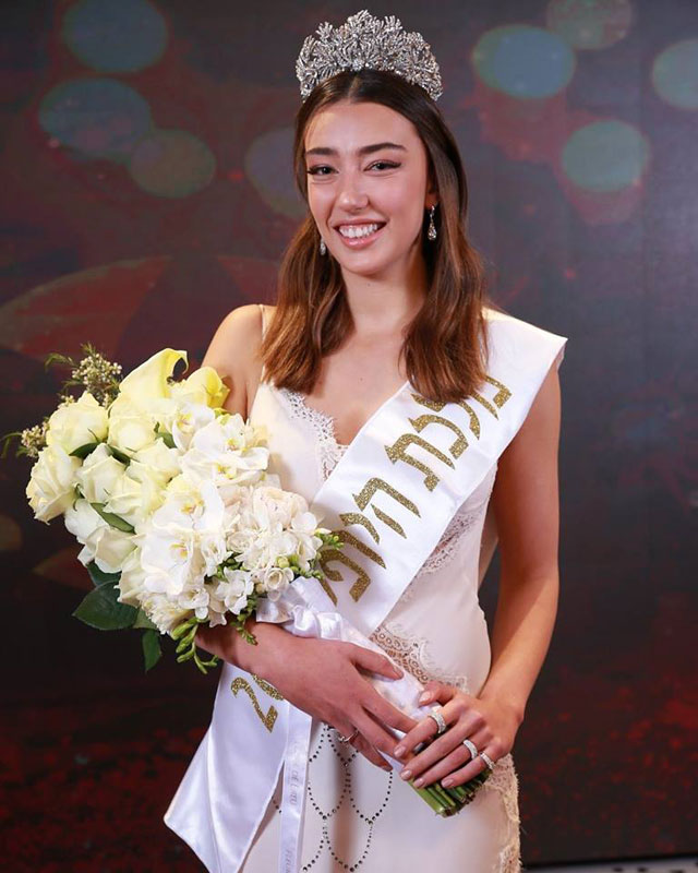 Sella Sharlin crowned as Miss Israel 2019
