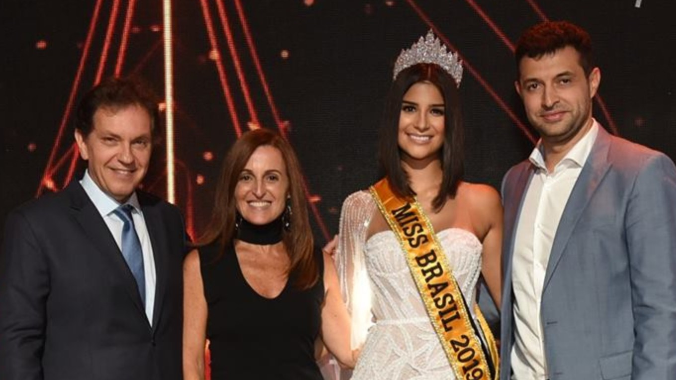 Júlia Horta will represent Brasil at Miss Universe 2019 pageant
