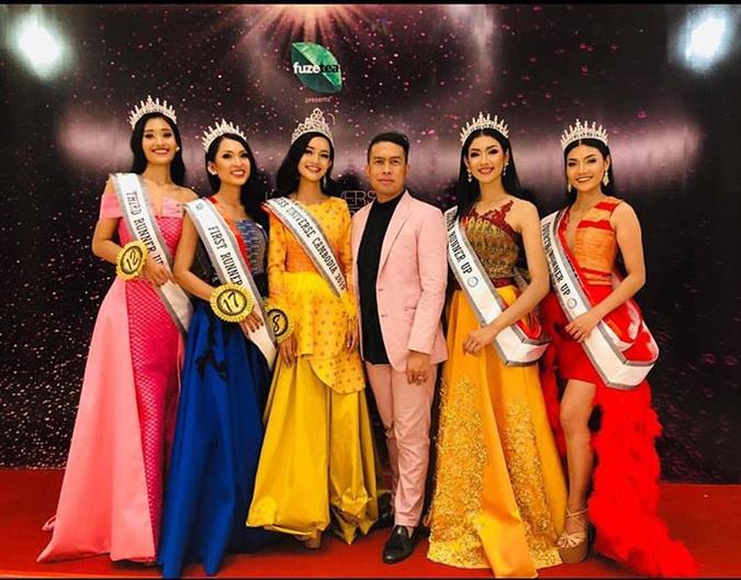 Somnang Alyna crowned as Miss Universe Cambodia 2019