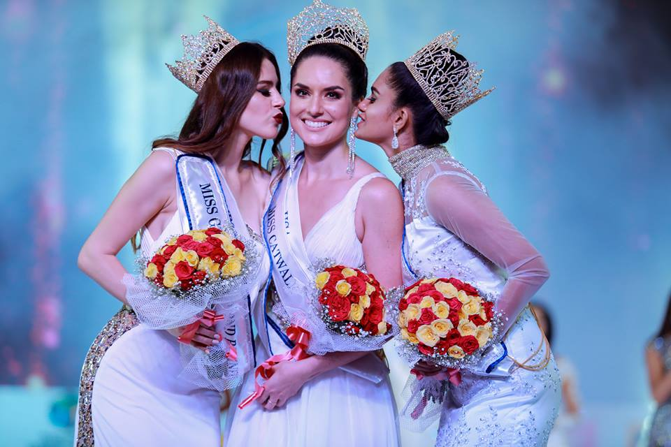 Rachel Leigh Stacy from USA wins Miss Glam World 2019