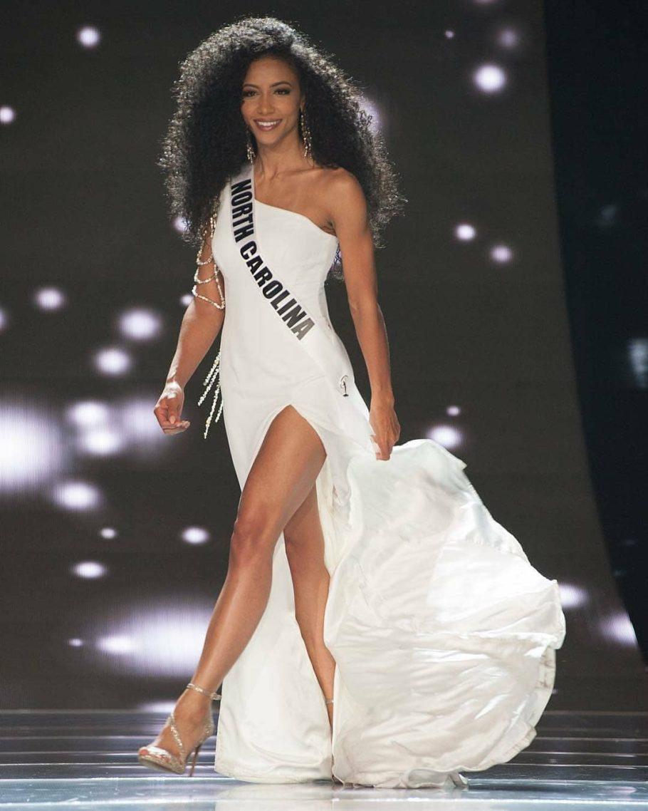 Cheslie Kryst from North Carolina wins Miss USA 2019