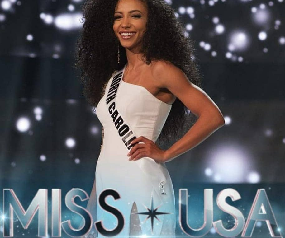 Cheslie Kryst from North Carolina wins Miss USA 2019