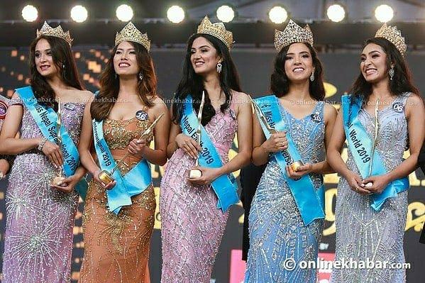 Miss Nepal 2019: Meet the winners