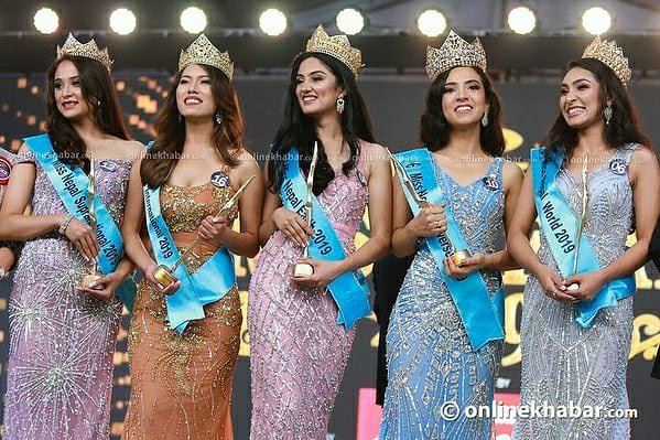 Miss Nepal 2019: Meet the winners