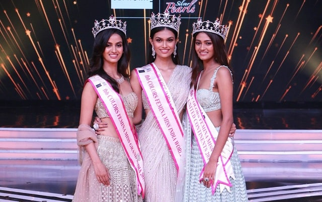 Suman Rao from Rajasthan crowned as Femina Miss India 2019