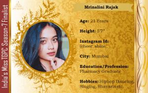 Mrinalini Rajak