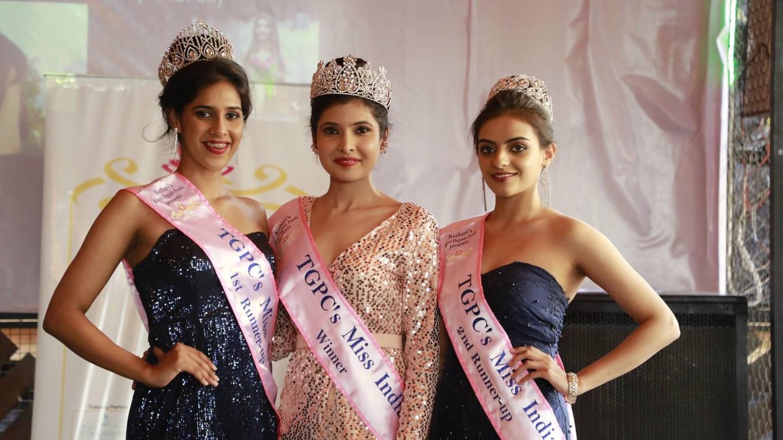 India's Miss TGPC