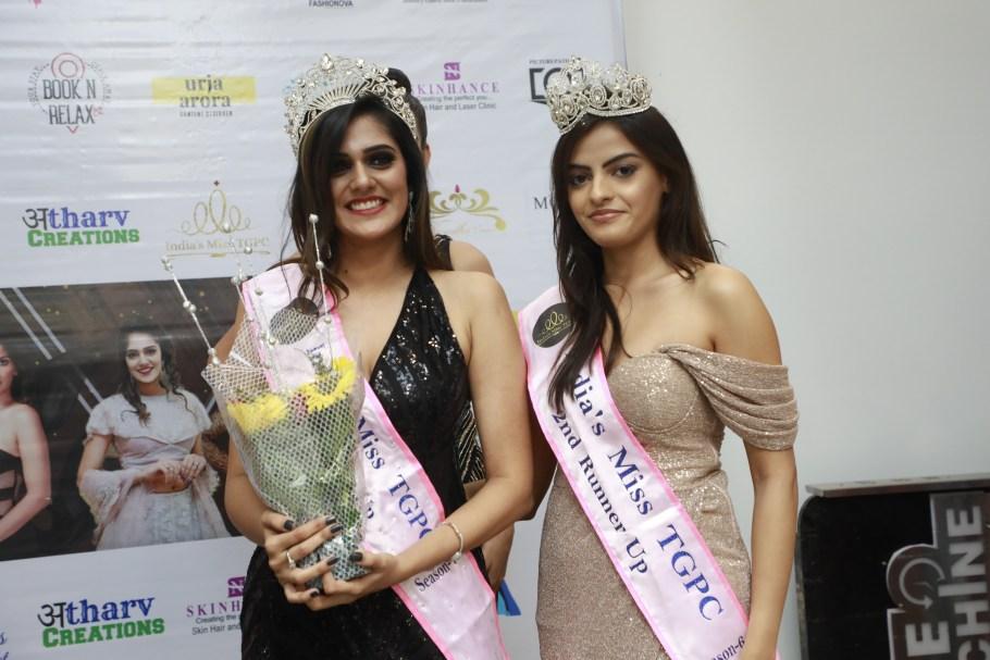 Kritya Karda-India's Miss TGPC