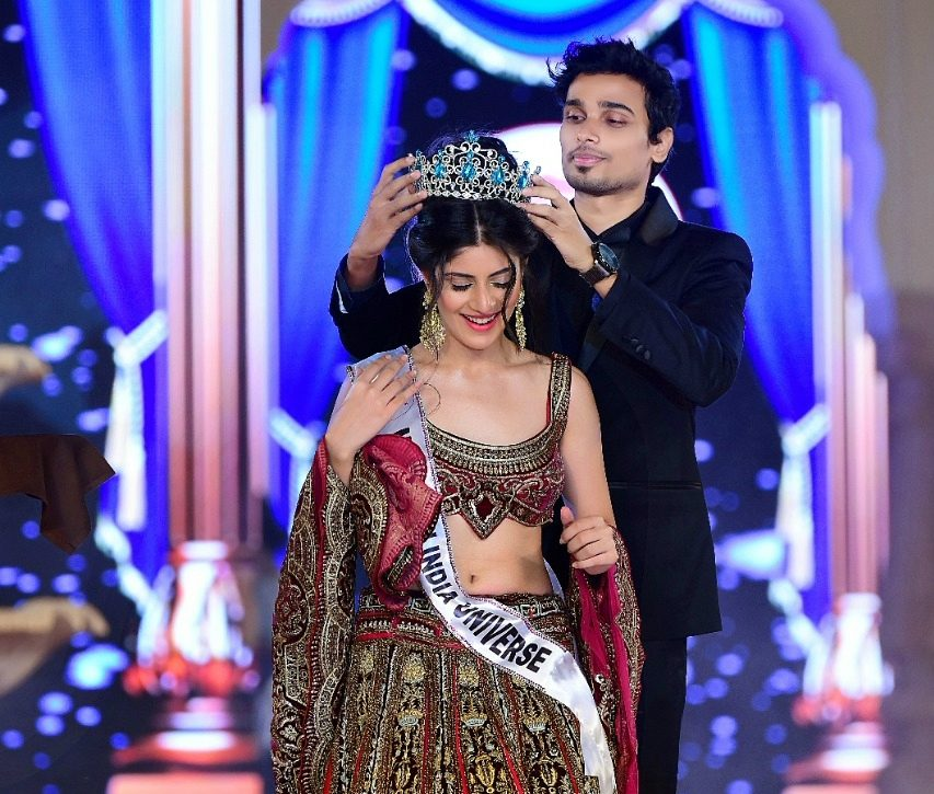 Vridhi Jain crowned as Miss Teen India Universe 2019