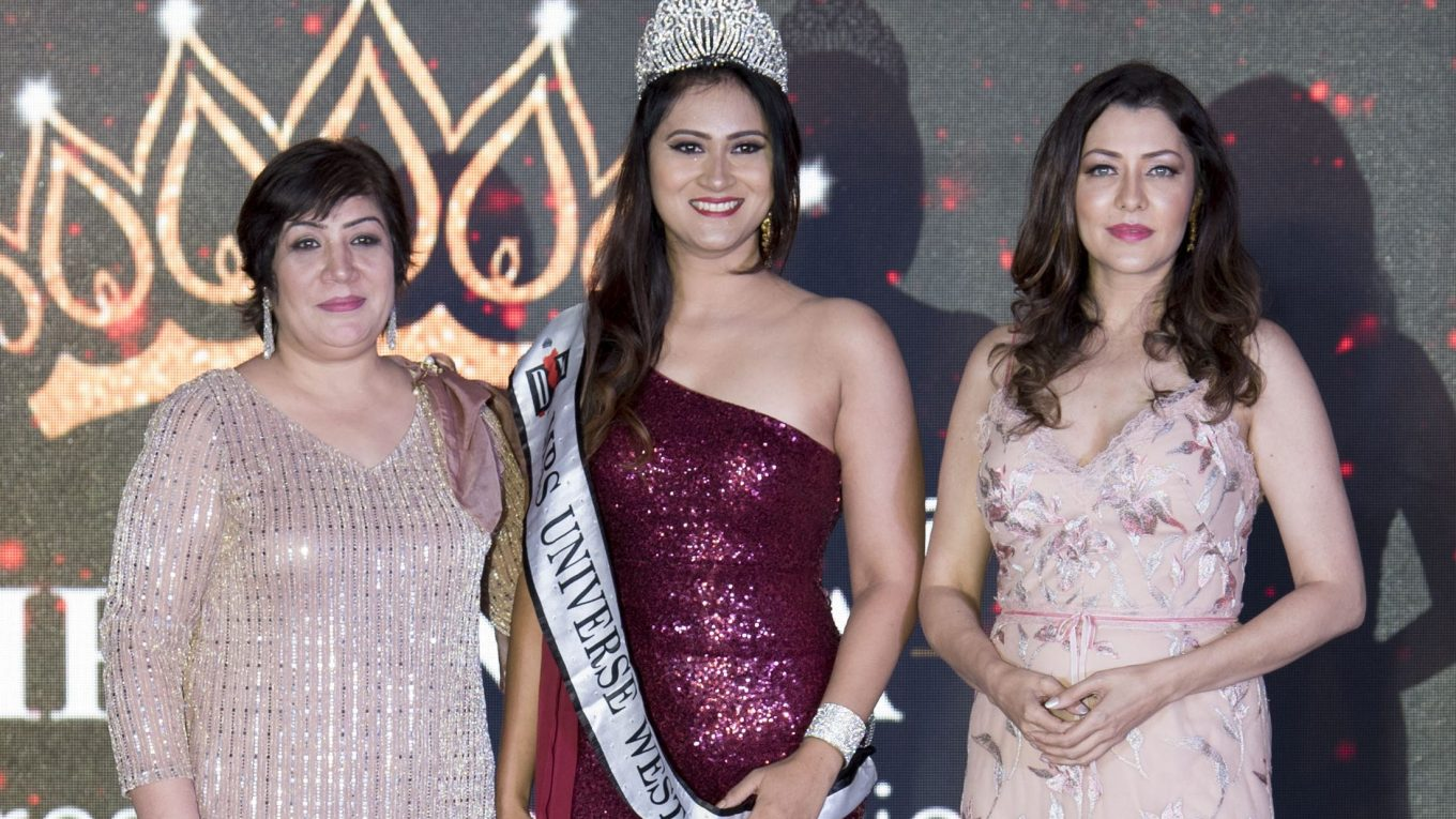Dr. Vartika Patil to represent West Asia at Mrs. Universe 2019