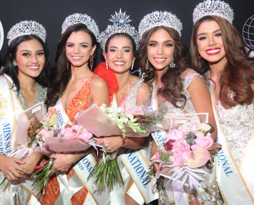 Anntonia Porsild of Thailand crowned as Miss Supranational 2019