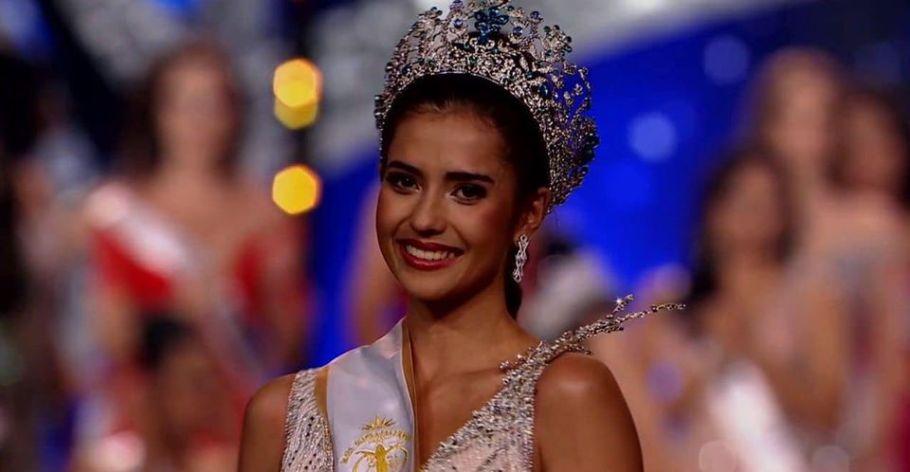 Anntonia Porsild from Thailand wins Miss Supranational 2019