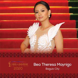 Baguio City Bea Theresa Maynigo