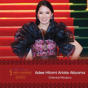 Oriental Mindoro Adee Hitomi Ariate Akiyama