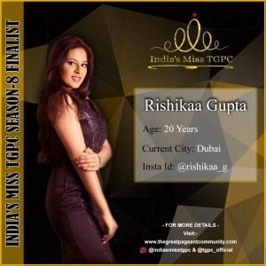 Rishikaa Gupta