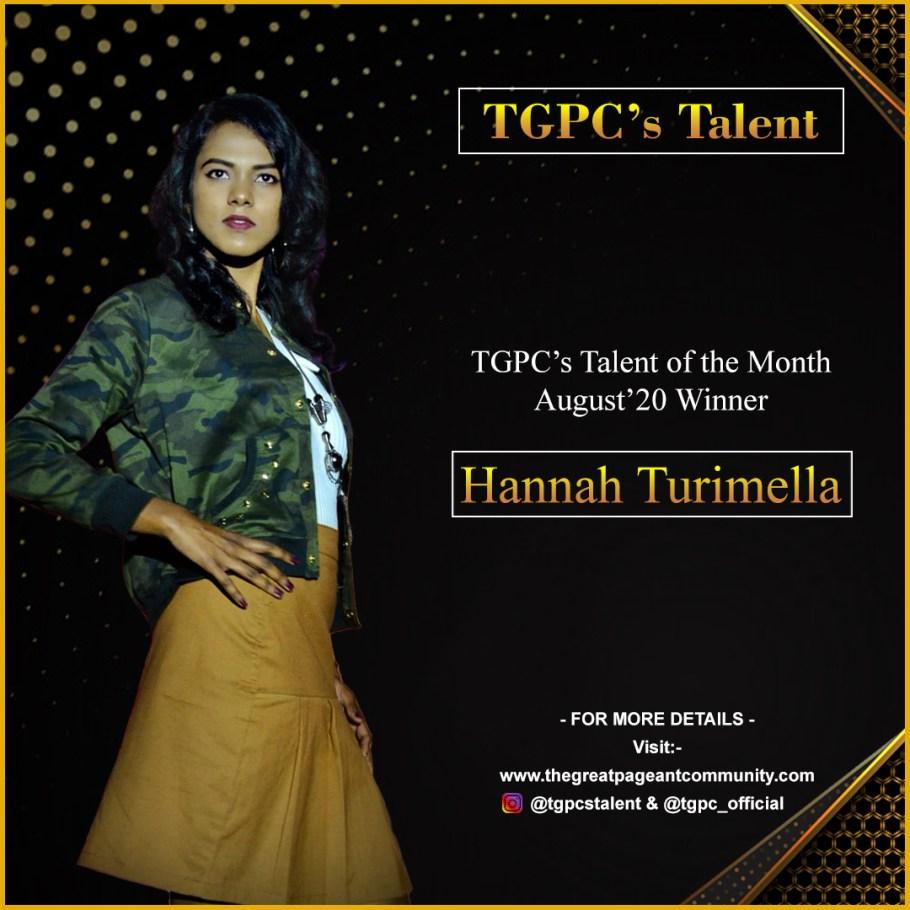 Hannah Turimella