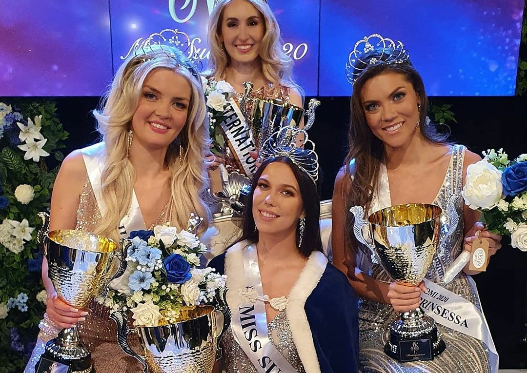 Meet the winners of Miss Suomi 2020