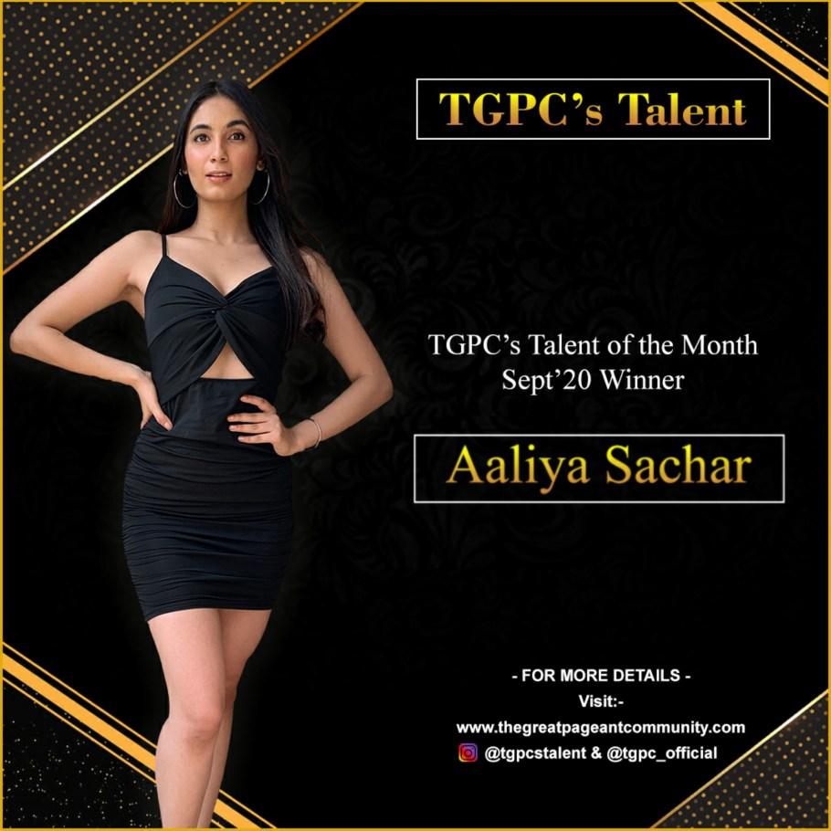 Aaliya Sachar