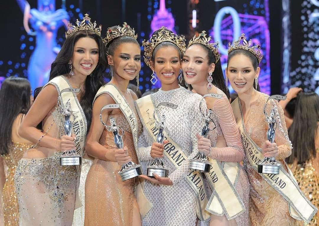 Patcharaporn Chanrarapadit from Ranong crowned as Miss Grand Thailand 2020