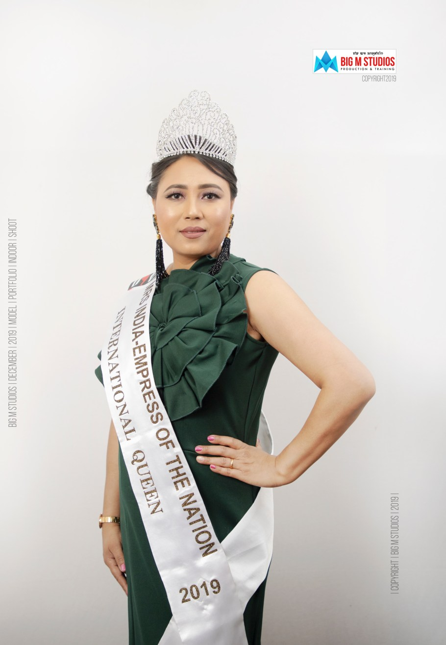 Meet Reena Bhavsar, A North Eastern beauty from Qatar who conquered the World