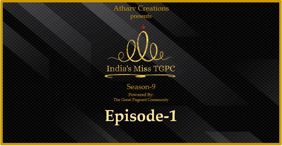 India's Miss TGPC Season-9