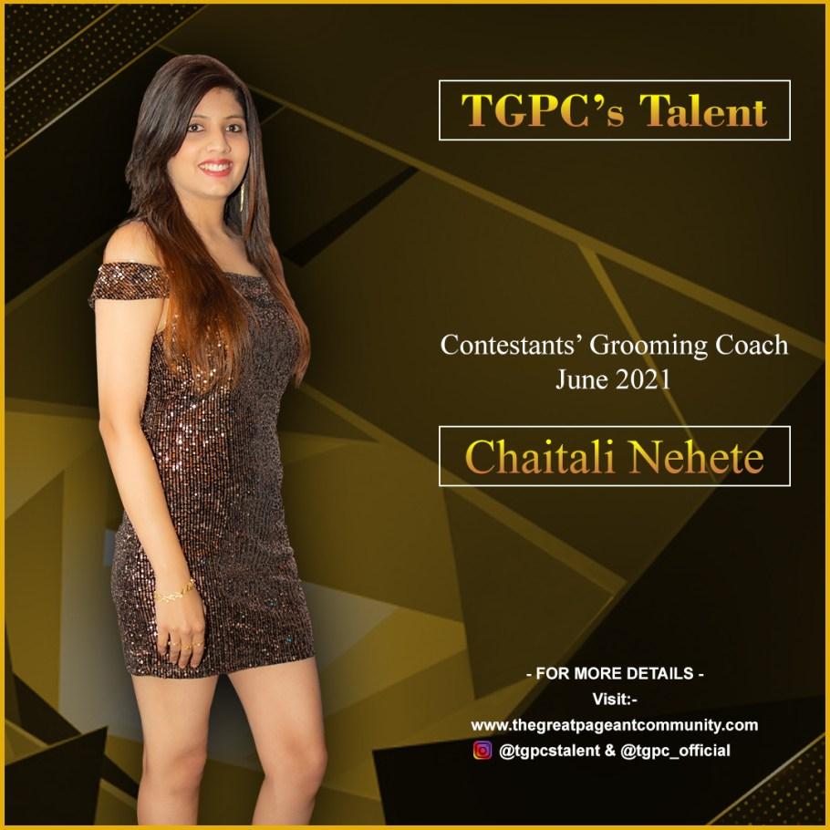 Chaitali Nehete June