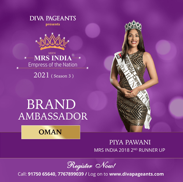 Camera to Crown to Coach: Meet Piya Pawani
