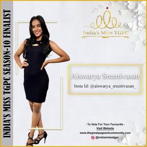 Aiswarya Sreenivasan