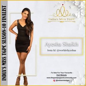 Ayesha Shaikh