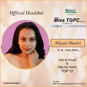 Khyati Shastri