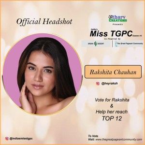 Rakshita Chauhan