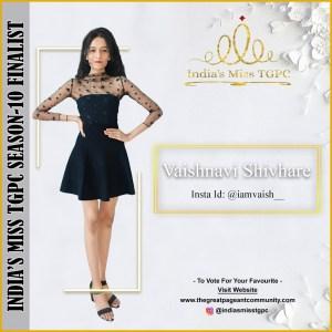 Vaishnavi Shivhare