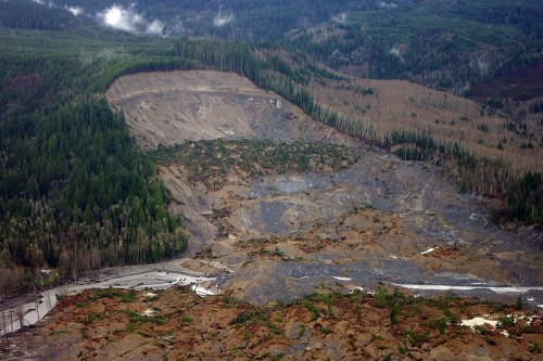 Oso Landslide, Washington