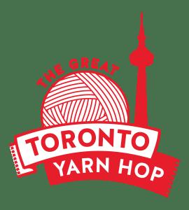 The Great Toronto Yarn Hop logo