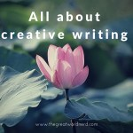 All about Creative writing (1)
