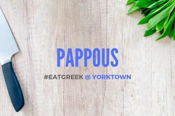 Greek Restaurant Yorktown Ny