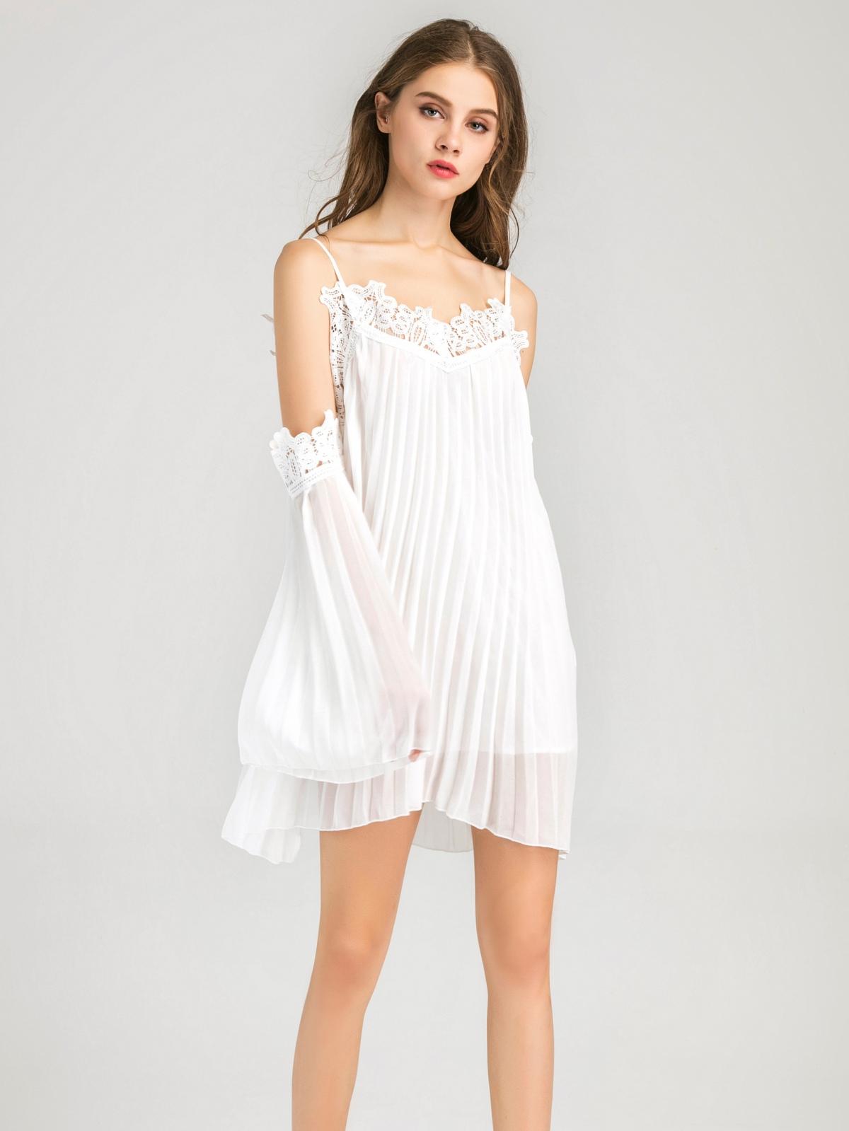 robe été, blog mode, robe boheme, shein, robe blanche