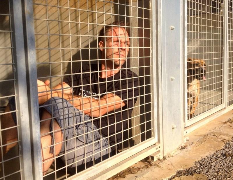 remi gaillard, remi en cage, spa montpellier, spa, cause animale, the green ananas, #RemiEnCage 4 jours enfermé pour les animaux de la SPA de Montpellier, #RemiEnCage pour les animaux de la SPA de Montpellier