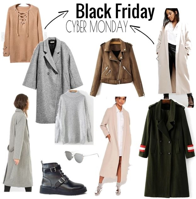 black-friday-cyber-monday-shopping-manteaux-femme
