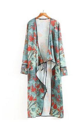 kimono, the grren ananas, blog mode, shein, blogueuse mode.