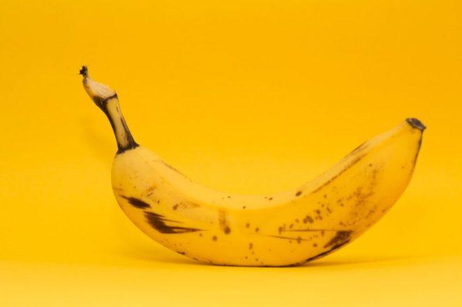 Banana for fruit diet