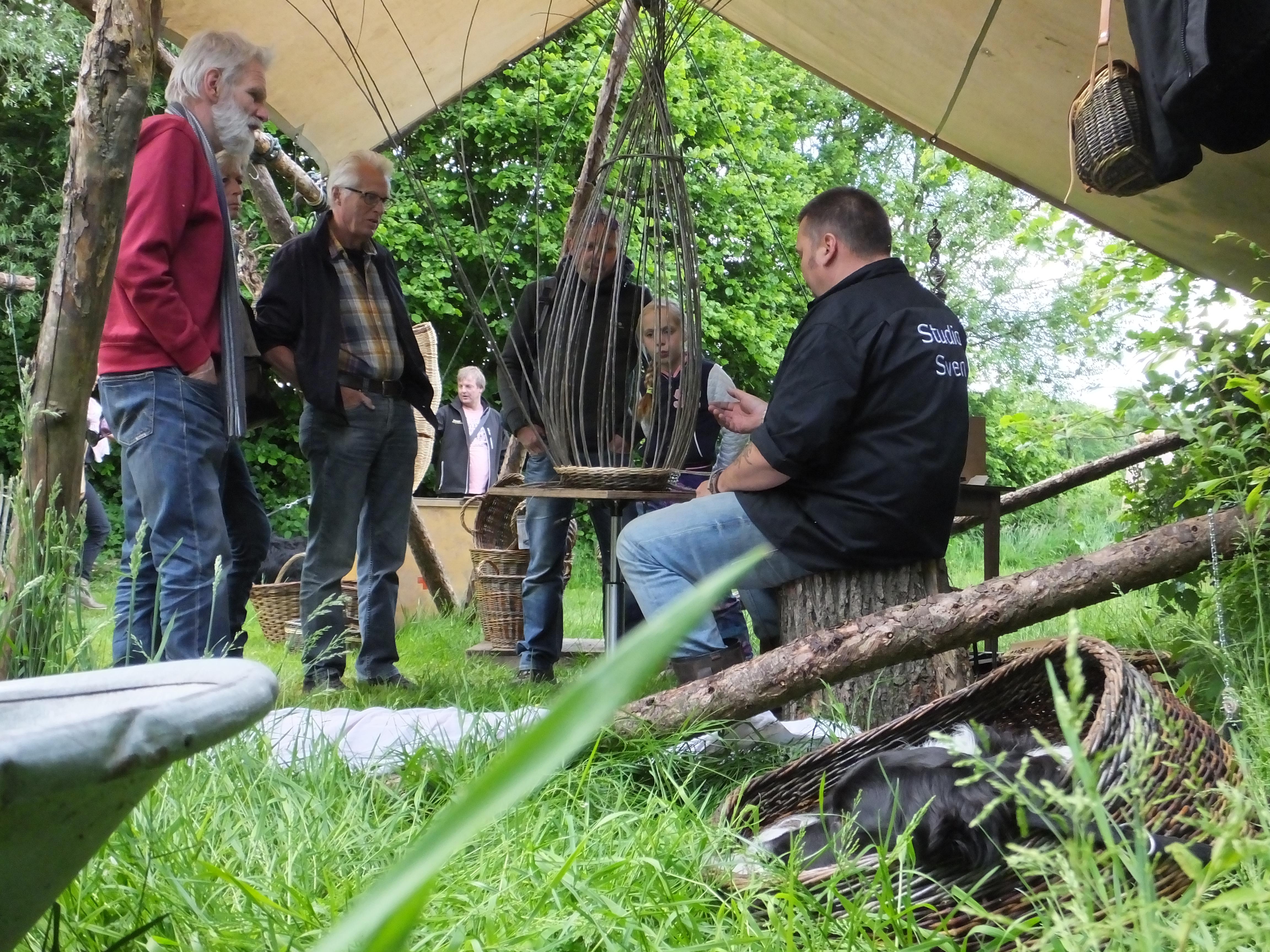 Dscf0359 workshops in de natuur - Steen ijzer smeden ...