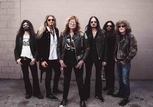 "Whitesnake Release New Studio Album ""Flesh & Blood"" Out Now"