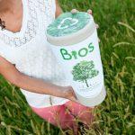 A urna biodegradável que transforma cinzas de pessoas mortas em árvores