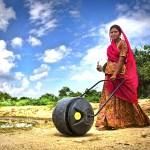WaterWheel: carregar água na Índia virou 'mão na roda'
