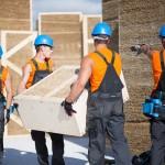 Casa de palha sustentável e resistente é construída em DOIS dias