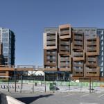 Conheça o prédio estudantil de Paris que é 100% sustentável e minimalista